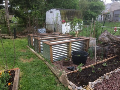 Snazzy and Stylish Steel Raised Garden Beds