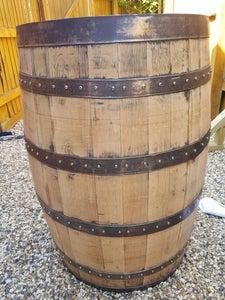Sanding the Barrel