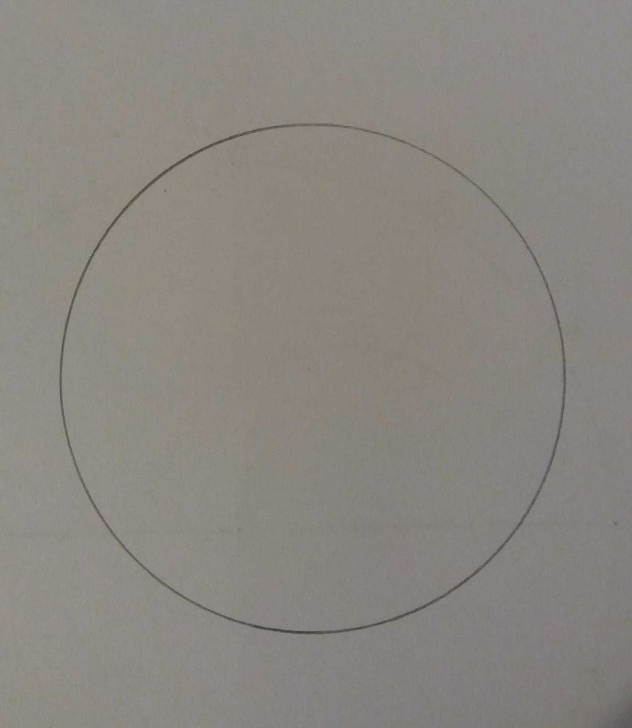 Picture of A Graphic Method to Find a Circle Center