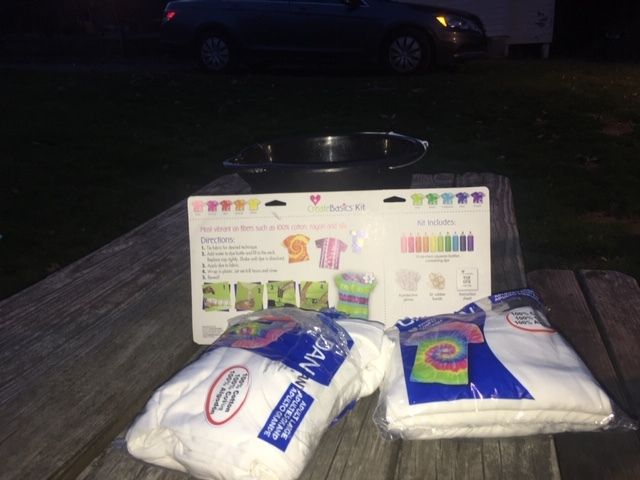 Picture of How to Make a Tie Dye Shirt