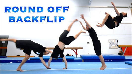 How to Do a Roundoff Backflip