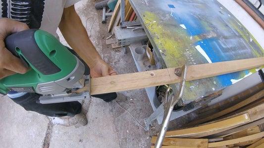 Splitting the Wood