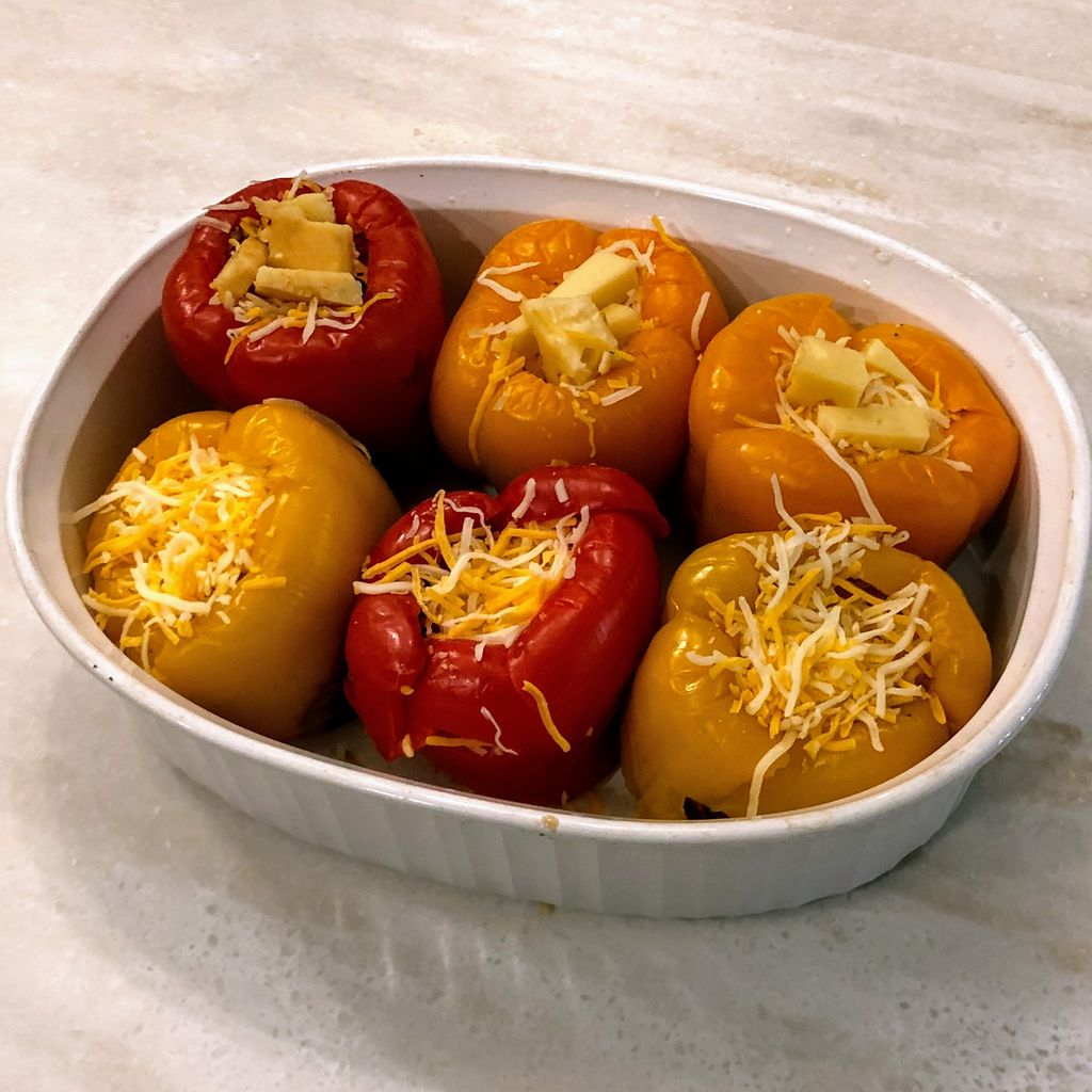 Picture of Stuff the Peppers