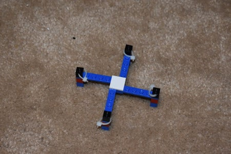 Step 2; Build the Drone Body