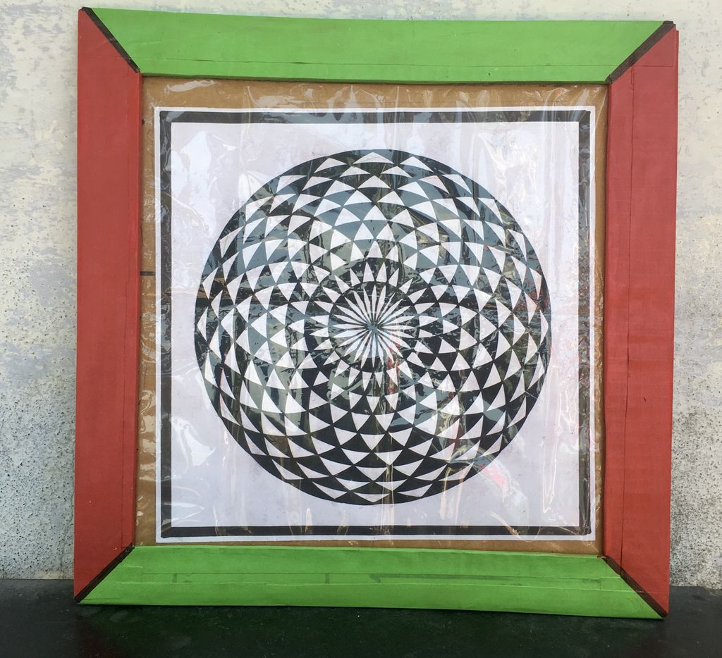 Picture of FRAME - COLOURING