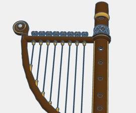 Whistle Harp
