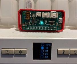 Freezer Alarm Relay