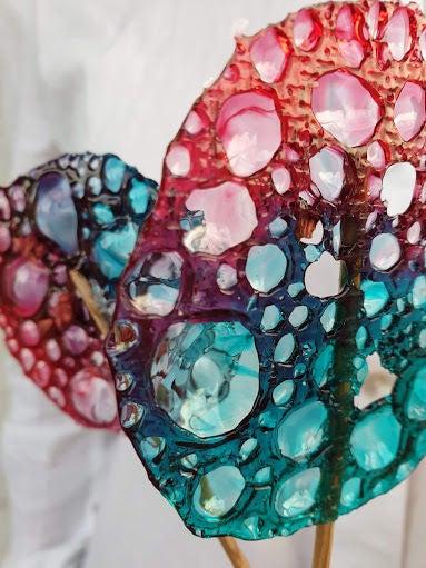 Picture of Bubble Sugar Lollies