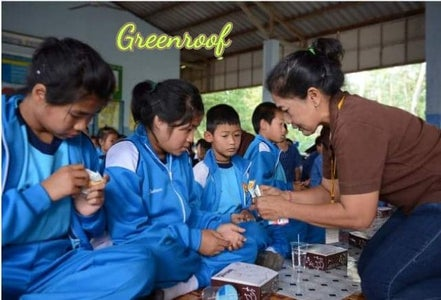 First, a Word About TetraPak Recycling in Thailand...