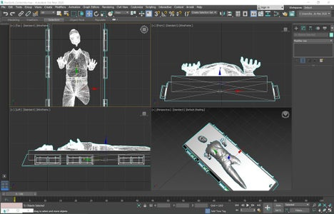 3D or CAD Software to Create Your Model