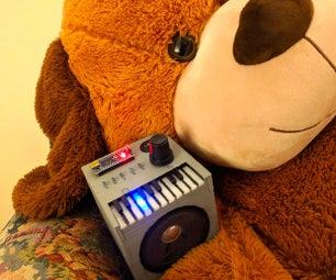 托比亚斯 -  Arduino的音乐盒电视输出