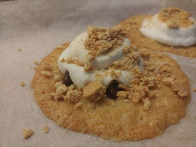 S'more Delicous Cookies