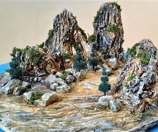 How to Make a Landscape Hill Diorama