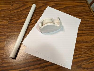 Build a Paper Rocket