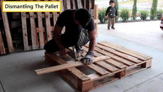 Dismantling the Pallet