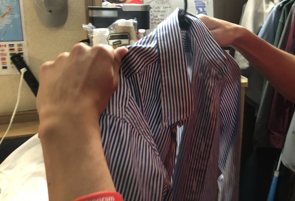 Picture of Step 10: Hang the Shirt on a Hanger to Prevent Creases From Forming.