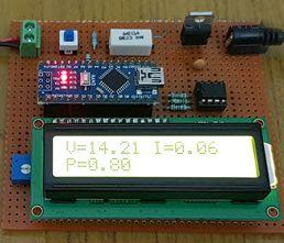 Picture of Working of Arduino Wattmeter