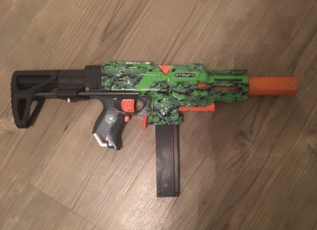 Picture of Talon Stryfe PDW Build Guide
