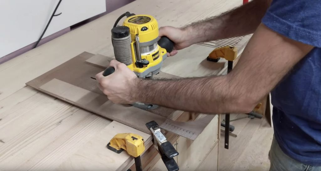 Picture of Kerf Bending