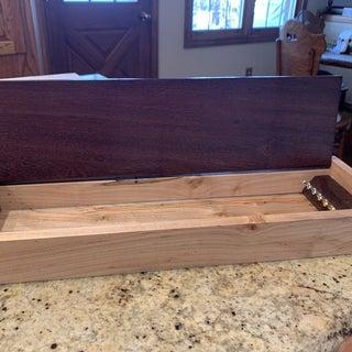 Cribbage Board Game Box