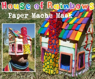House of Rainbows Mask