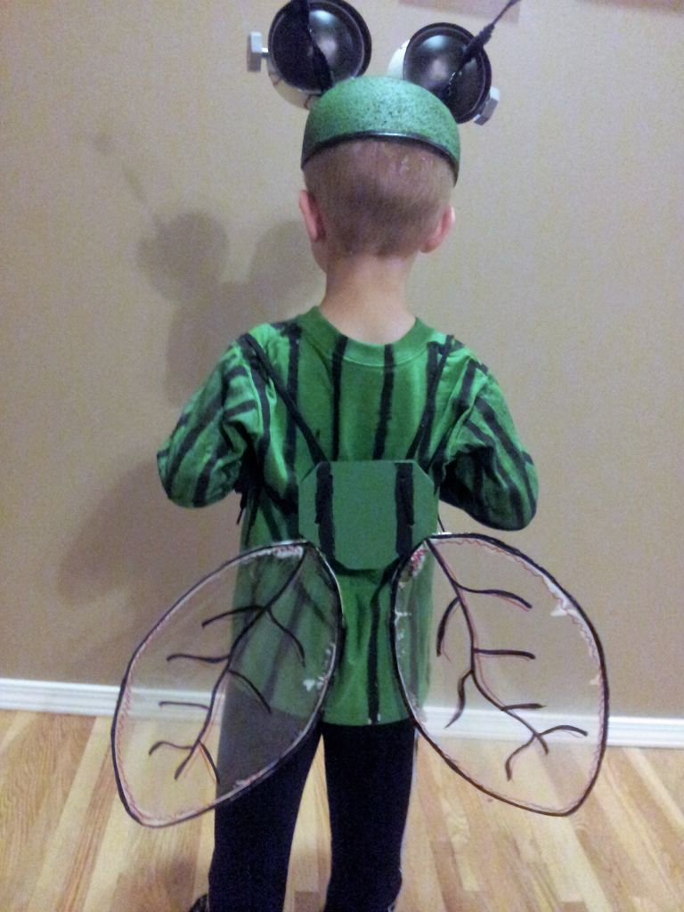 Picture of Attach the Wings to Fly Guy (child)