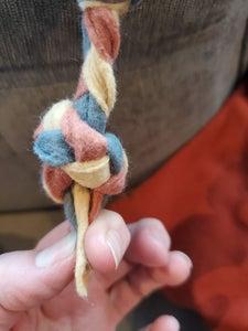Tie Off Braid