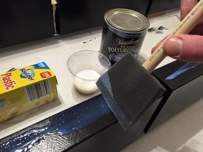 Technique: Use Gesso to Create Texture