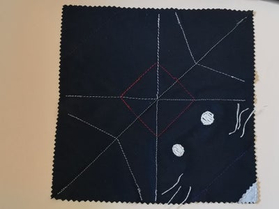 Marking the Fold Lines