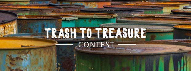 Trash to Treasure Contest
