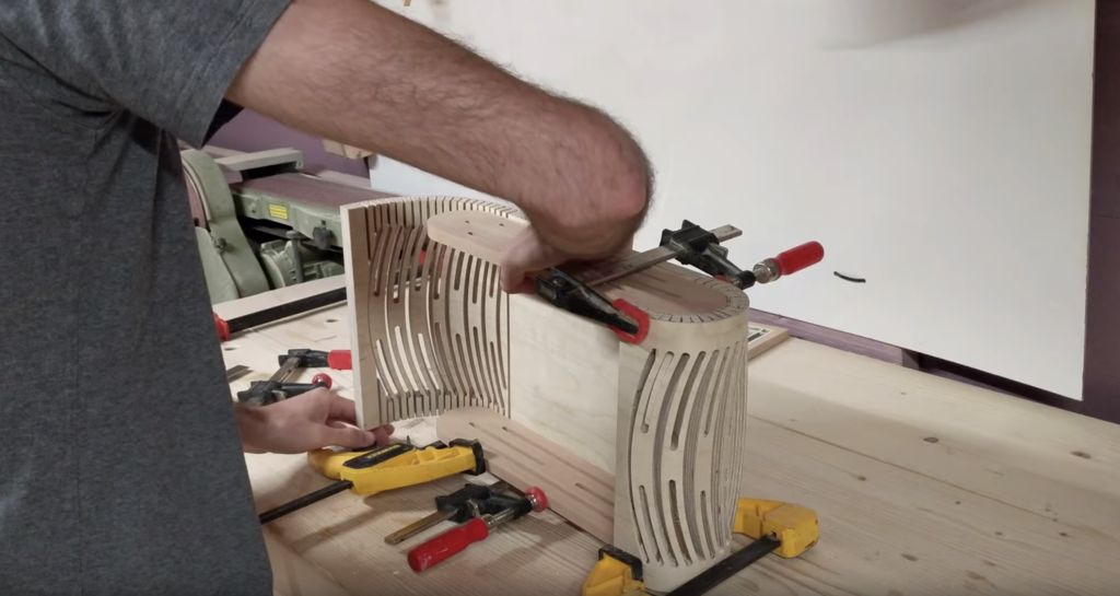 Picture of Glue Up