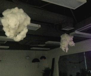 Decorate Your Room With a Lightning Cloud !