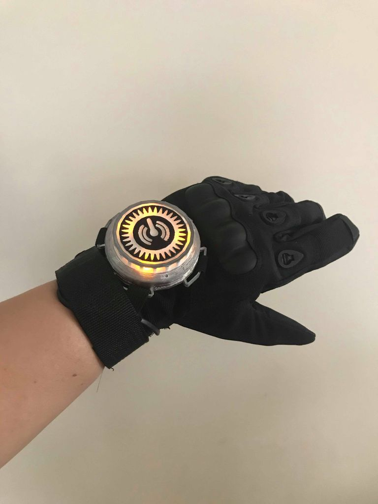 Picture of Nokk Hel Device Gloves