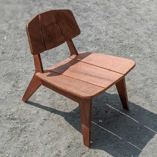 P9L - Lounge Chair Made With CNC Router