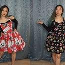 How to Make Pinafore Dress