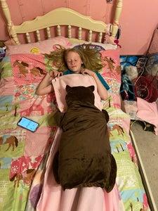 Mama Bear Blanket