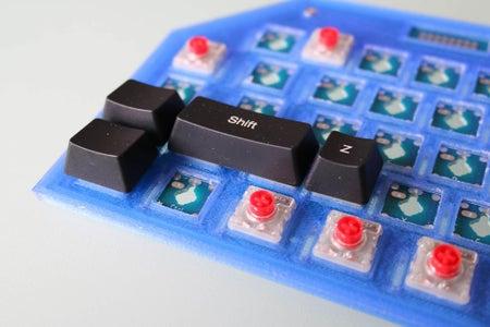 Shift Keys Modifications