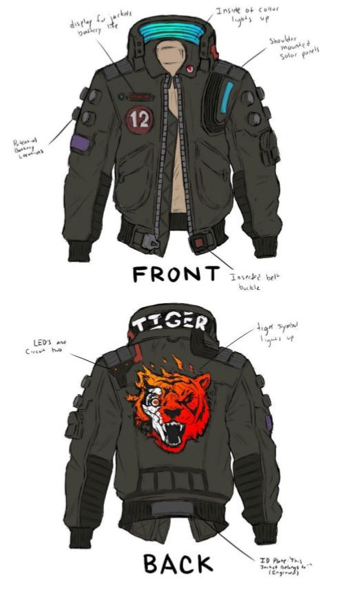 Picture of Tech Jacket