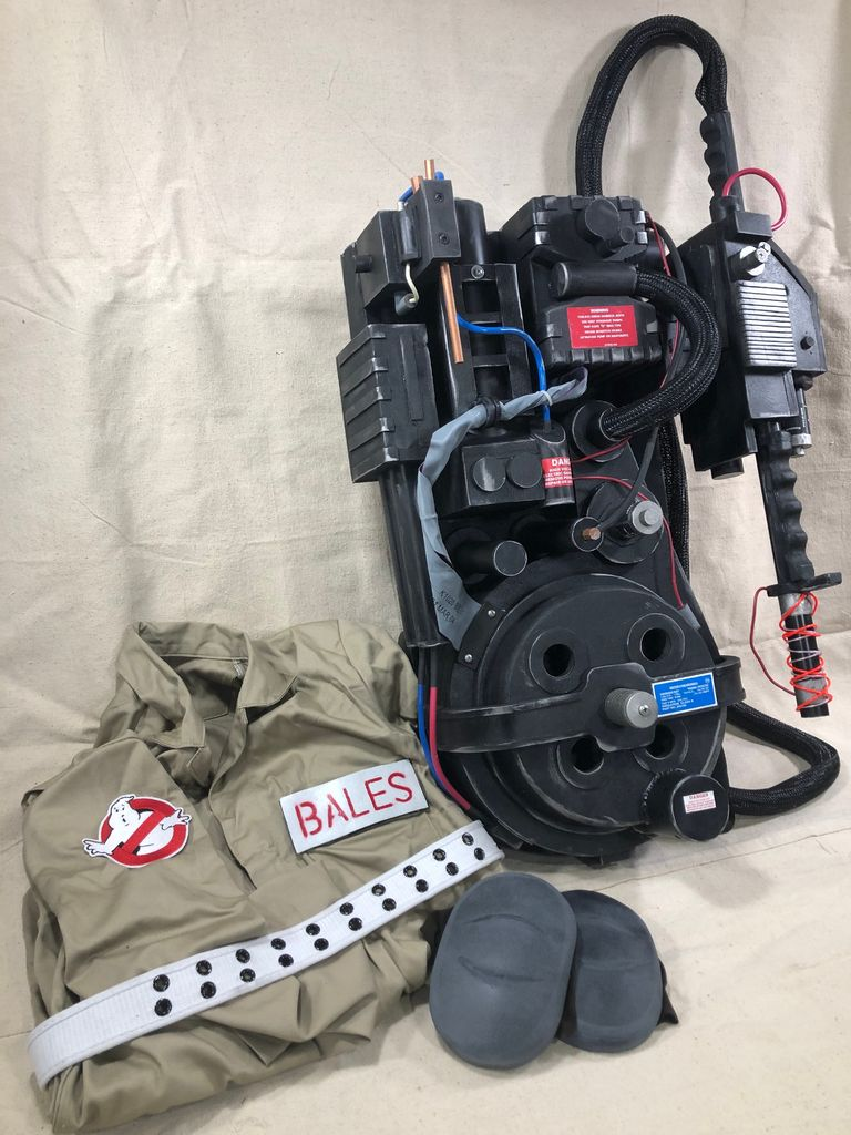 Picture of Ghostbuster Costume [1984 Version]