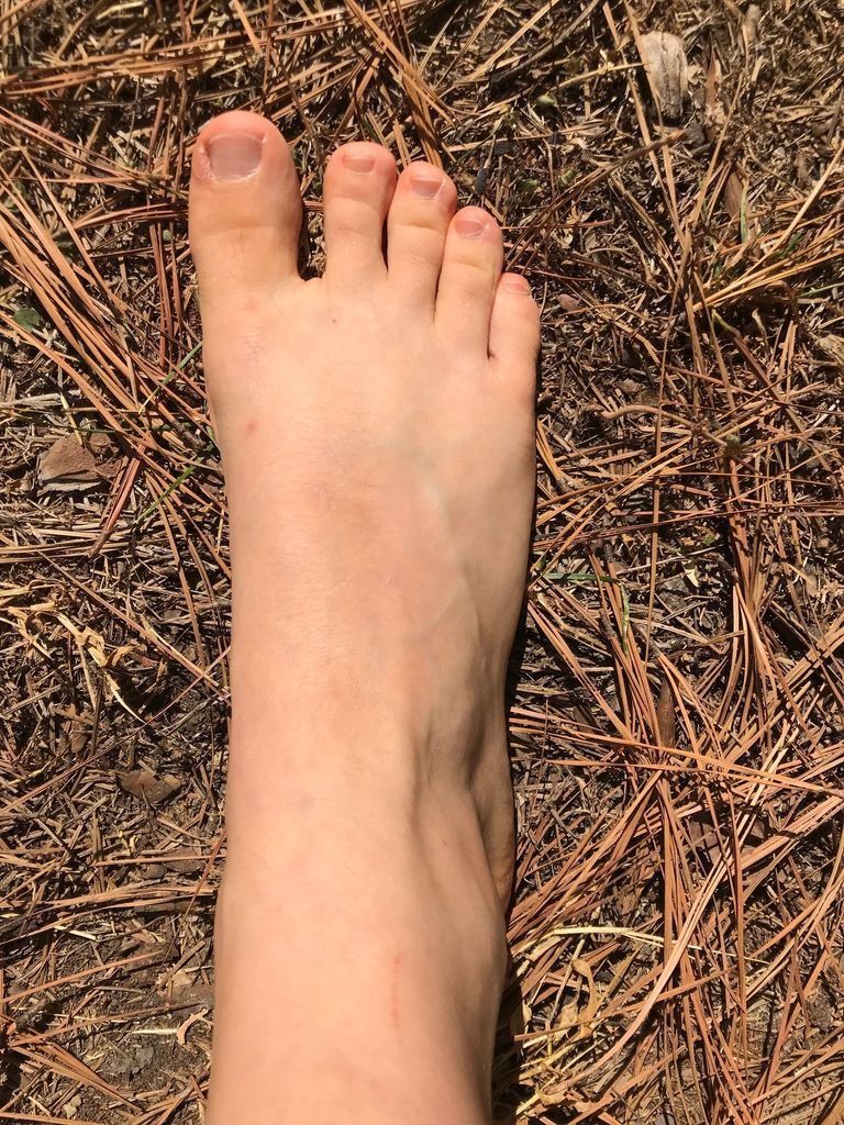 Picture of FEET!