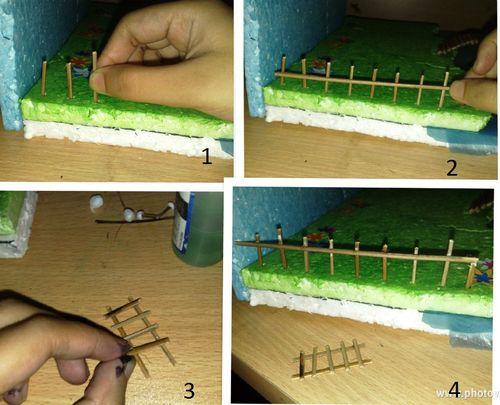 Fence & Ladder