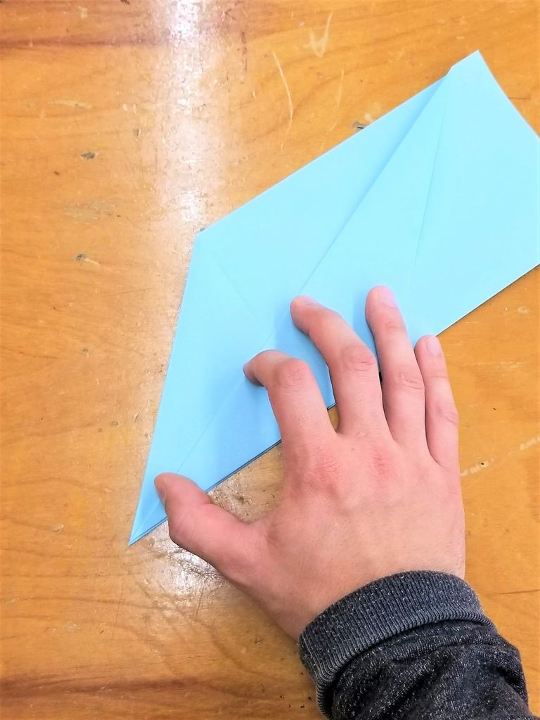 Picture of Fold Your Paper Planes and Scout the Perfect Location