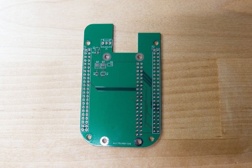 Picture of Solder the PCB, Assemble.