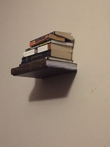 Cast Light and Levitate on Your Books