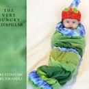 The Very Hungry Caterpillar Baby Costume