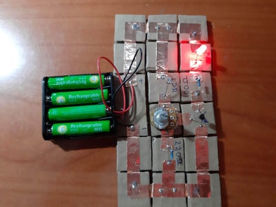 Try Out Some Simple Circuits