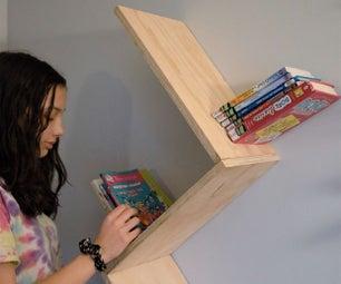 The Impossible Bookshelf