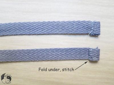 Attach Drawstring