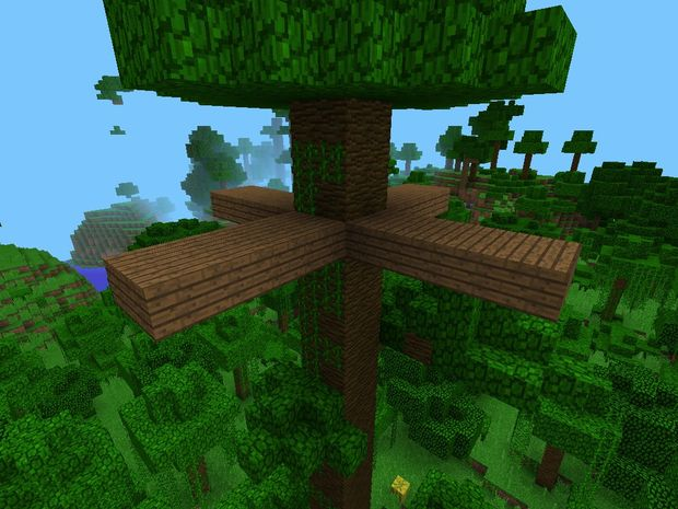 Picture of Build the Tree House