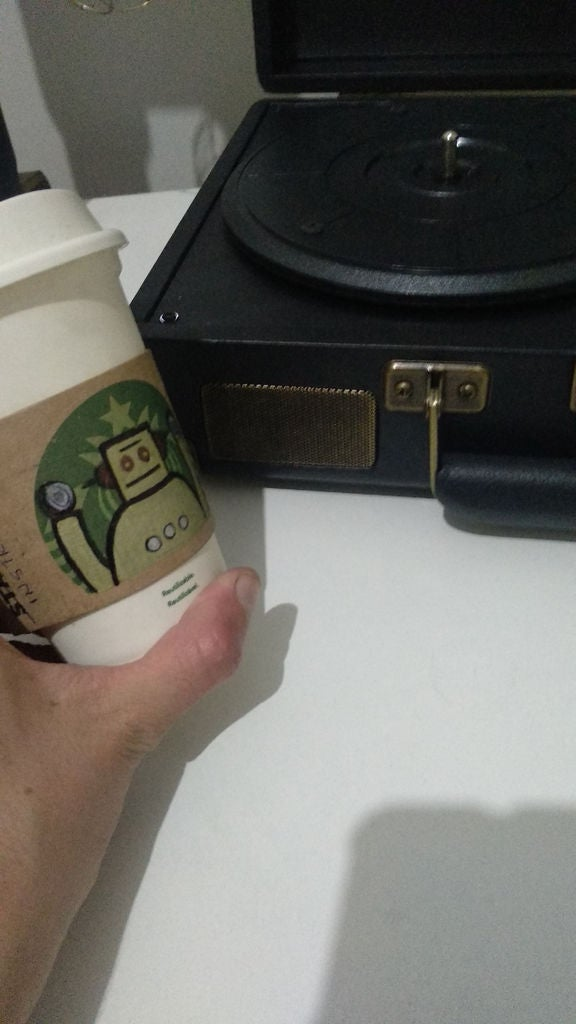 Picture of Instructables Cofee Cup for Makers